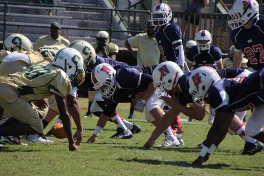 northwestern middle school 187 sports